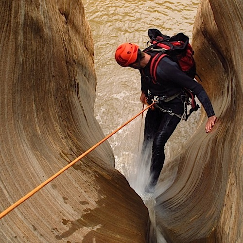 guided canyon trips and slot canyon tours
