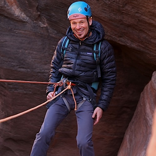 three day basic canyoneering course