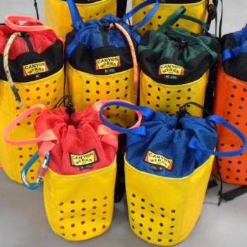small rope bag