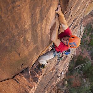 Full Day Zion Rock Climbing