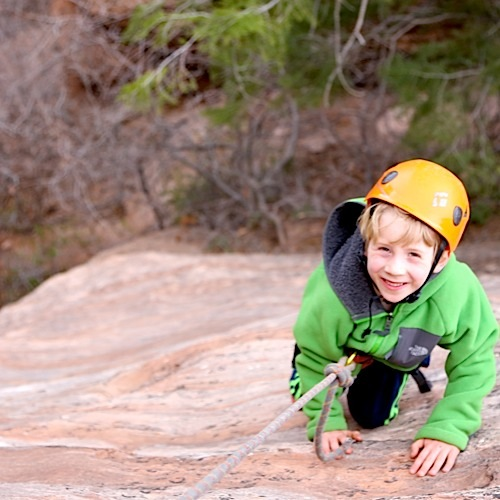 guided climbing trips and courses