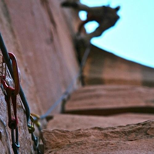 intro to climbing course