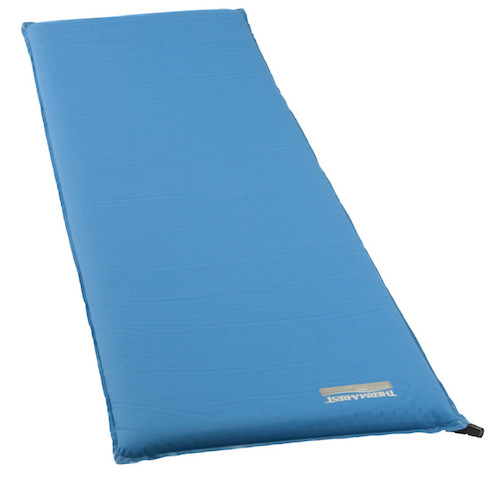 Inflatable Sleeping Pad Zion Mountaineering School